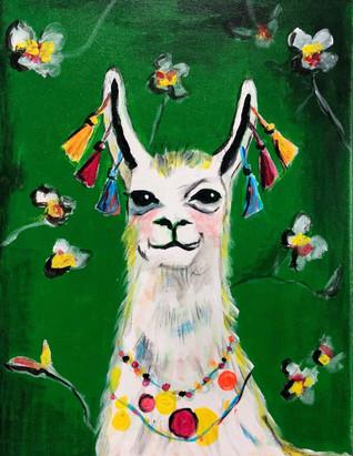ArtNight Lama