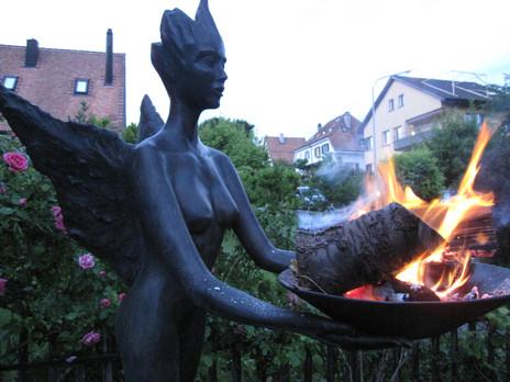 Feuerfrau