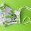 Thumbnail: Maske Logo grün