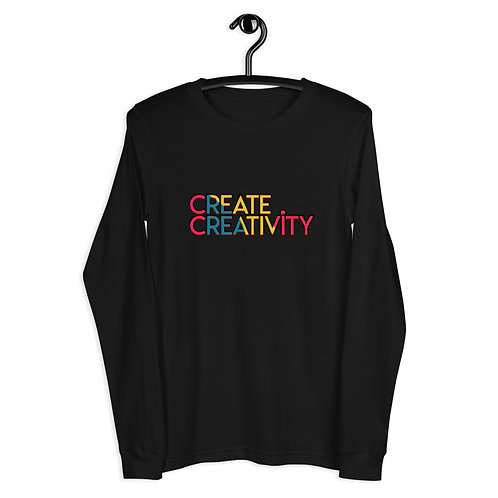 Create Unisex Long Sleeve Tee