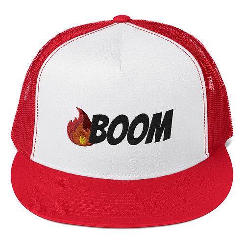 boomTrucker Cap