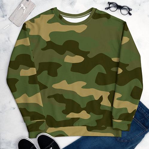 Armee green Unisex Sweatshirt
