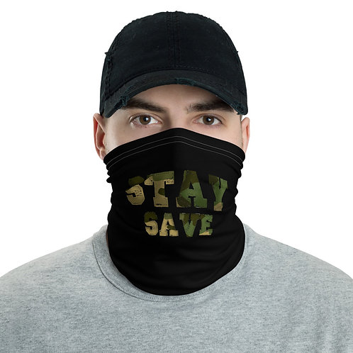 Stay save Neck Gaiter