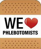 Certified Phlebotomy Tech