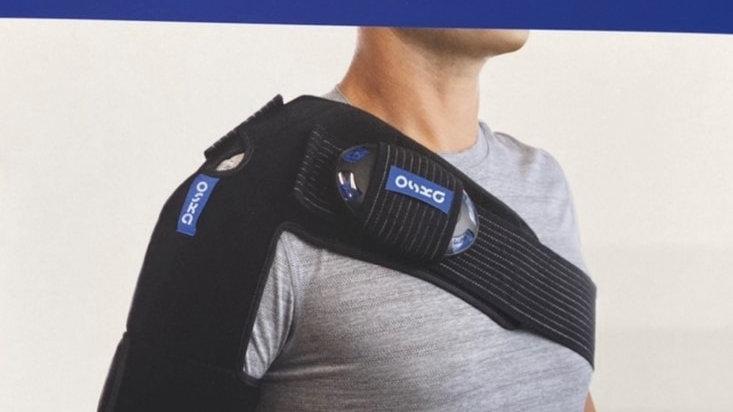 Shoulder/Neck Compression Wrap