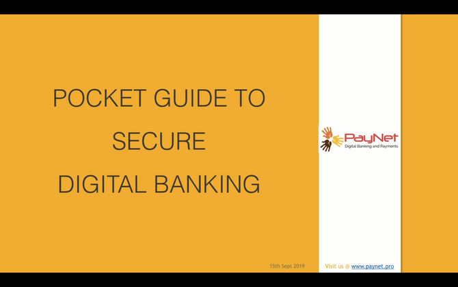 5 steps to Secure your Digital Banking Platform