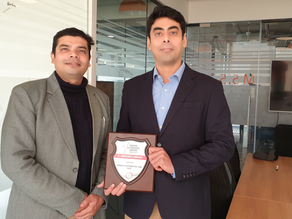 Emerging Company Award 2020