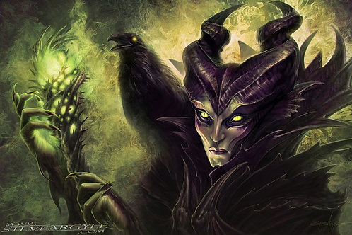 Dark Faerie 4K download
