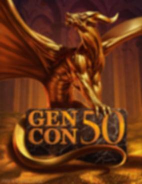 Aurum, for Gen Con 50