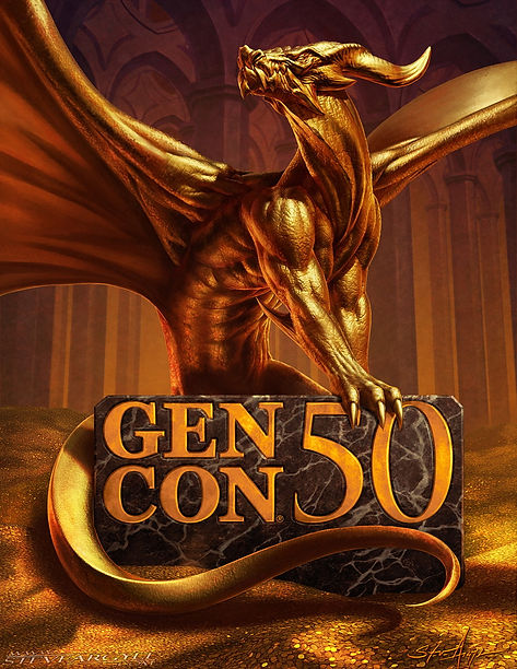 Aurum, for Gen Con 50