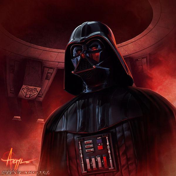 Darth Vader by Steve Argyle