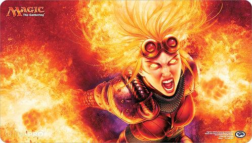 Chandra Ablaze Playmat