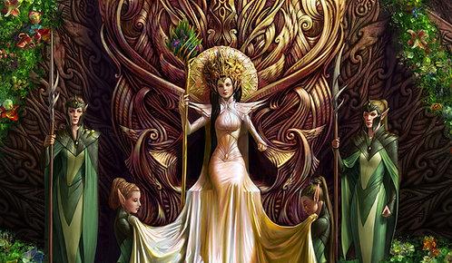 Lady Luthiel Feanis Playmat