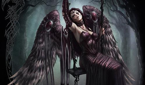 Dark Angel Playmat