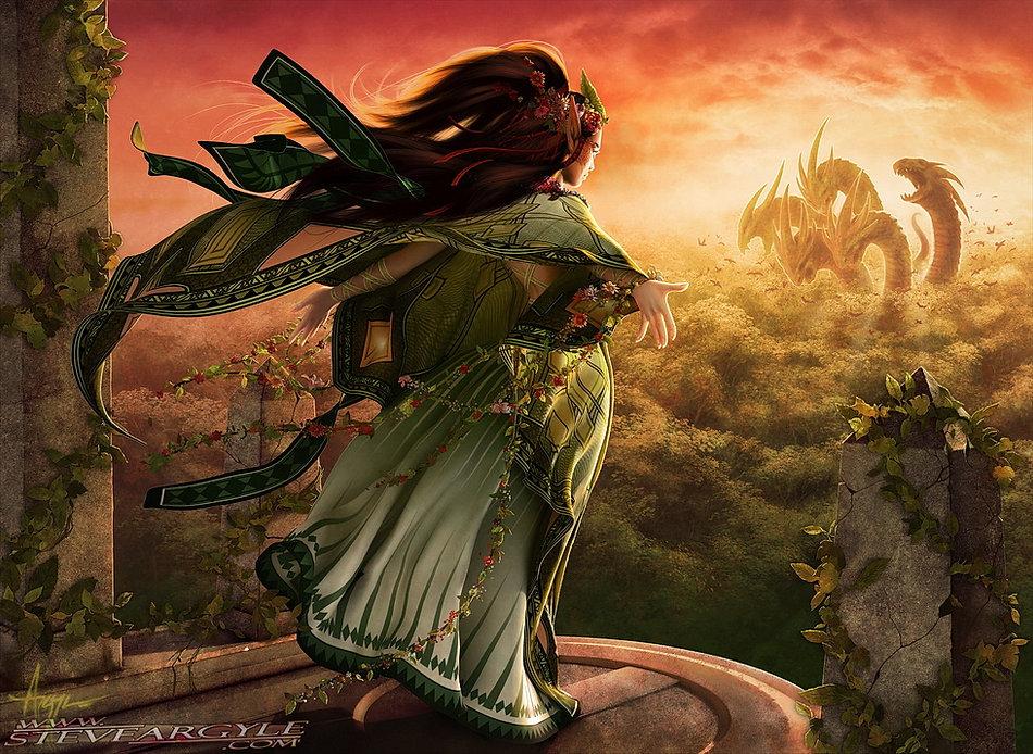 Mayael's Aria