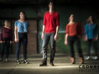 """Cronos"" at the Moving Future Festival"