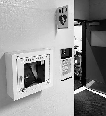 AED Rmote Monitoring Serivce in Portland, OR and Spokane Washingon areas