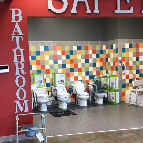 Medical Bathroom Safety