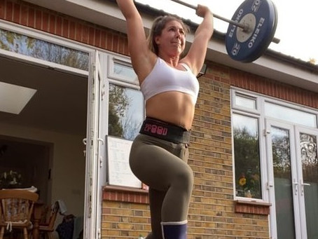 Home workout 11/12
