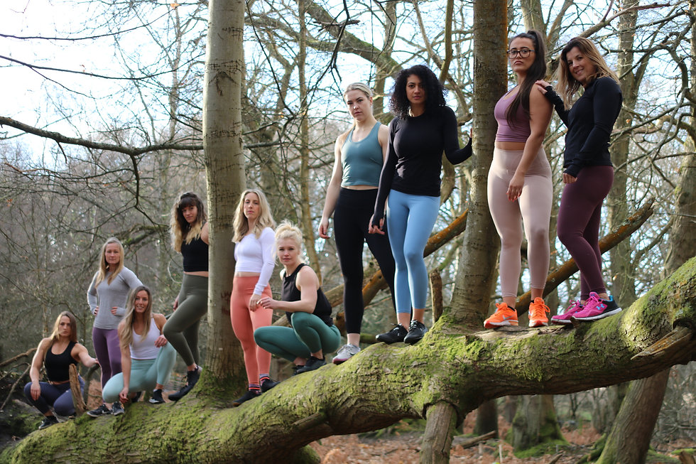 Untamed Fitness Clothing