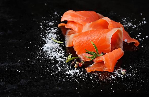 Smoked Salmon - 200g - Fresh