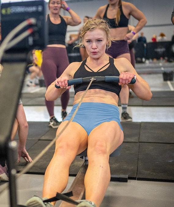 Sophie on rower.jpg