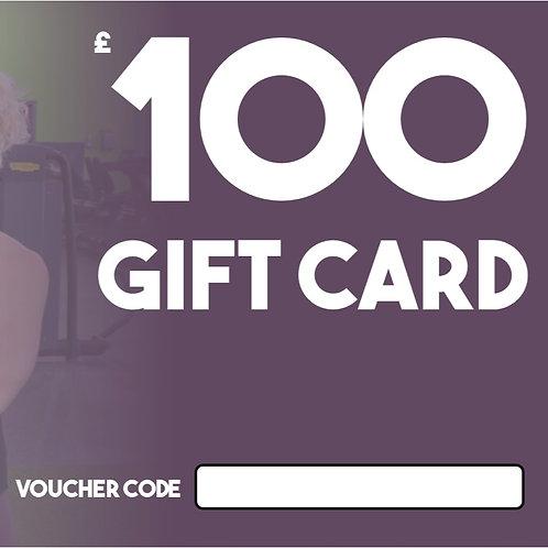 £100 E-Voucher