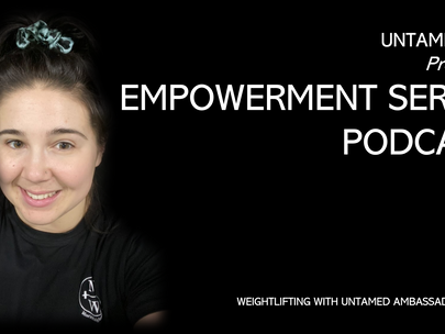 EMPOWERMENT PODCAST WITH NICOLA STIDDARD