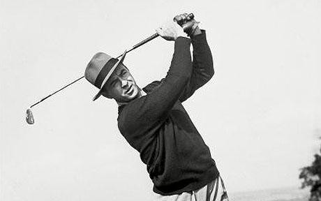 One of only 4 golfers to record a tour win by 16 shots