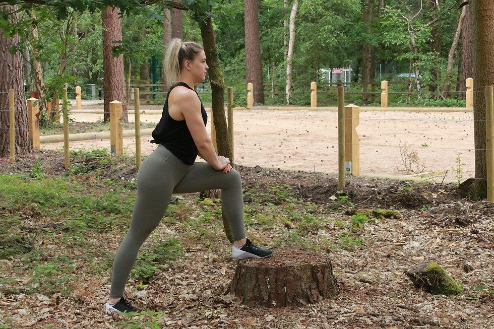 Untamed Fitness Girl Tall Leggings