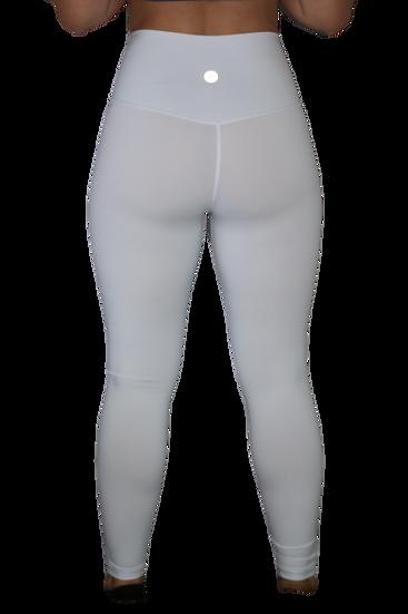 Flow Leggings White