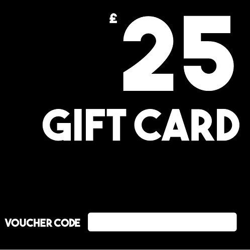 £25 E-Voucher