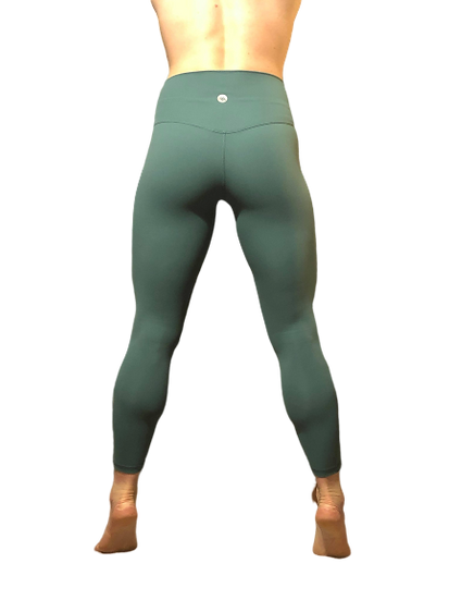 Spring Leggings Racing Green