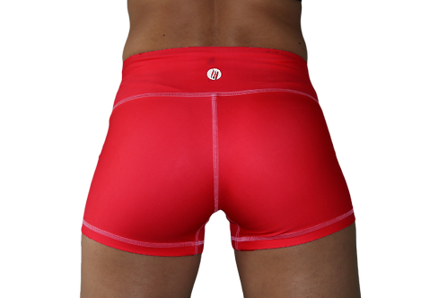 Low rise shorts lifeguard
