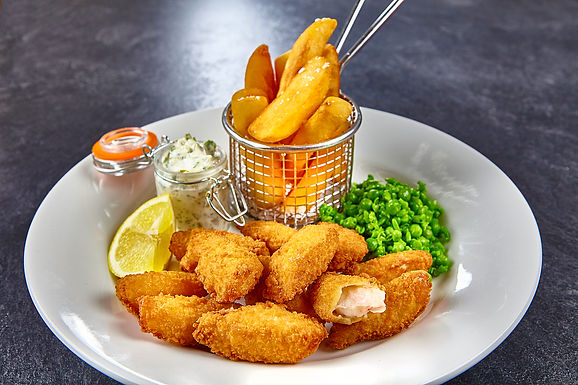 Wholetail Scampi (Heron Bay) - Frozen