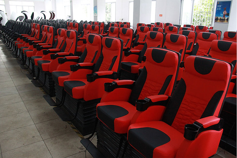 9D Cinema Chairs