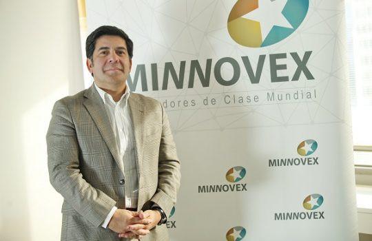 """Juan Cariamo, presidente de Minnovex: """"Se requiere trabajar con los proveedores en bajar la desconfi"""