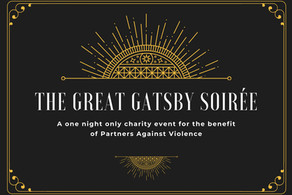 Join us for The Great Gatsby Soirée