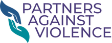 Partners Against Violence logo - Primary