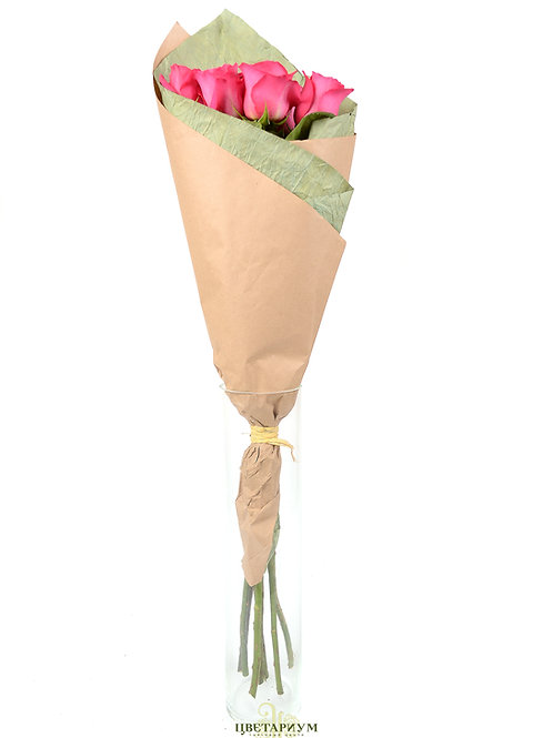 7 роз Pink Floyd