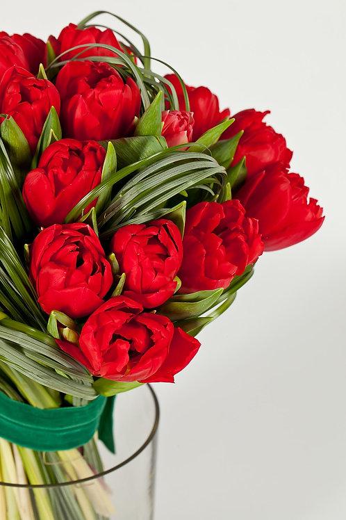 21 тюльпан берграс