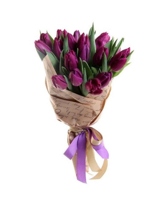 17 тюльпанов
