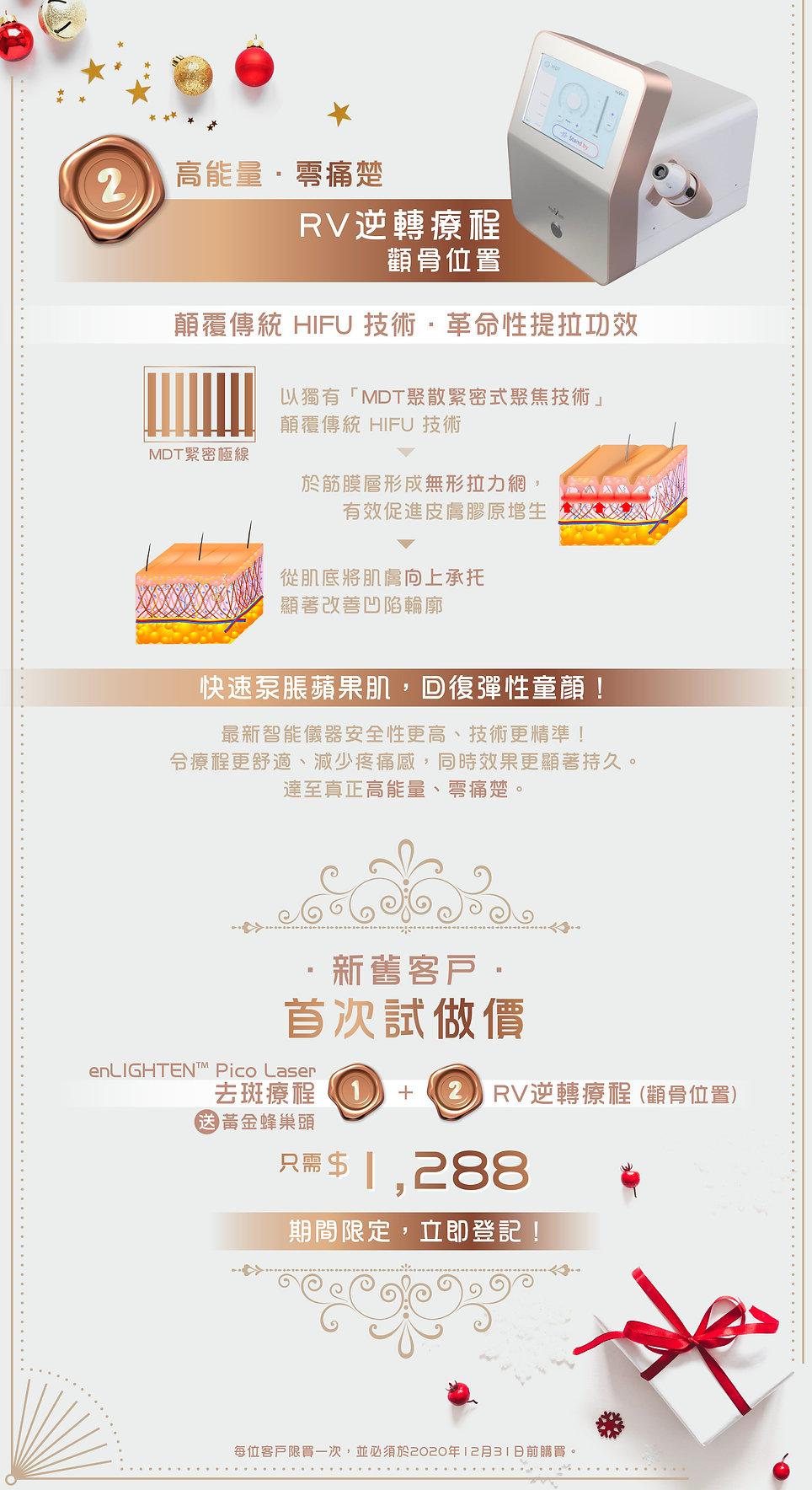 20201112 (GDN Landing Page) 聖誕Pico + RV_