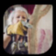 paravent artiste décoration acheter art création paravent originale oeuvre d'art geneviève bonieux Genevieve Bonieux Paris Artist Plasticienne  assiette assiète assiettes assiètes art artistant peint à la main assièettes murale décoration artistique original cadeau personnalisé sur mesure fibre de verre feuille d'or or main artiste création made in france oeuvre d'art