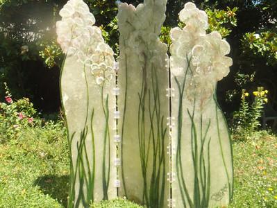 Paravent - Création Florale pour Interflora