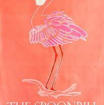 The Spoonbill ( Pink )
