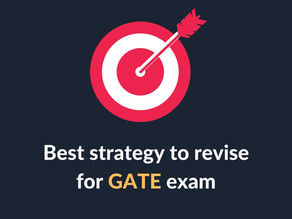 What is a good strategy to revise previous subjects with new subjects while preparing for GATE?