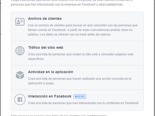 3 Maneras de implementar Remarketing en Facebook