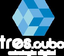 tres cubo logotipo blanco.png