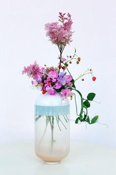 """Conceptual flower arrangement """"Childhood"""